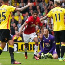 Pick the knocks and leave, Rashford explain how he deals with PL bullies