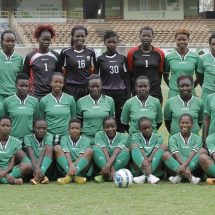 Starlets make Ouma proud man