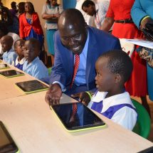 All primary schools to receive digital tablets by next year