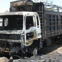Cars razed in Thika, Sh42 million shops reduced to ashes