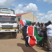 Dado dispatches Sh160 million relief food for Tana River drought victims