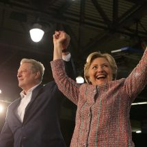 Al Gore urges Clinton supporters to participate in voting