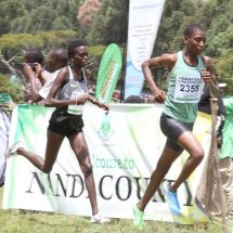 Aprot,Kiptum win Ndalat Gaa Cross Country titles