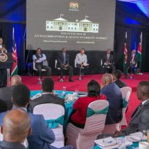 I have done my part on corruption, do yours – Uhuru