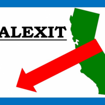 Trump in, California out? Calexit