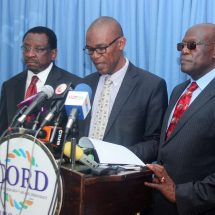 Cord management team faults IEBC on forthcoming election preparations