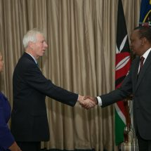 Dion announces contributions to strengthen Canada's partnership with Kenya