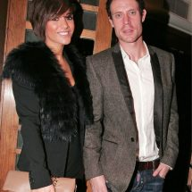 "Embarrassed Frankie Bridge begs husband Wayne to ""stop talking"" about their sex life"