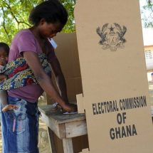 UK promise Ghana her support in carrying out peaceful elections