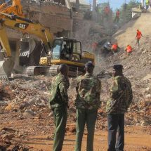 Unsafe buildings in Kisii should be demolished