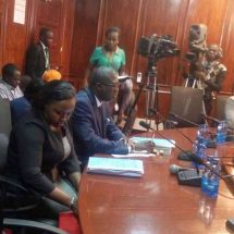 Kabura finally appears before PAC committee