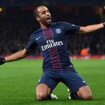 PSG fight back to take control of their group against Arsenal