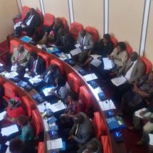 Chaos witnessed, 32 MCAs skip Mutua impeachment motion