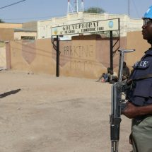 Security council press statement on Mali