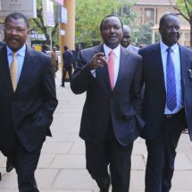 The Judiciary I lead will be the Judiciary for all, Maraga tell CORD