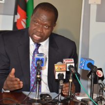 No registering two centers as one entity – Matiang'i warns