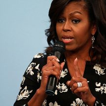 Mayor resigns after calling Michele Obama 'ape in heels'