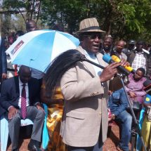 I am in good terms with Kalonzo, Muthama