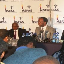 NSFAS welcomes help to boost Applications for Funding