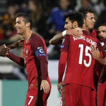 Portugal dominate Latvia in World Cup 2018 Qualifying match