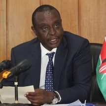 County faults Rotich for Ksh 62 bn remarks
