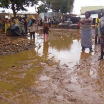 Emali traders warn governor over raw sewage