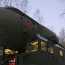 Russia introduces new nuclear missile dubbed 'Satan 2'