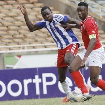 Stars extend team unbeaten run, 8 matches