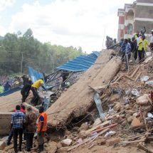 6 dead, 34 injured after condemned 10-storey Kisii building collapses