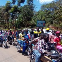 Demo over 'exorbitant' land cost in Murang'a