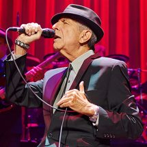 Leonard Cohen, Epic and Enigmatic Songwriter, Is Dead at 82