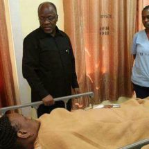 Internet melts after Magufuli's wife was admitted in public hospital