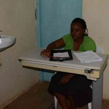 Mother of three sits KCPE in labour ward