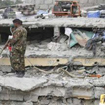 Death toll in Kisii building collapse rises to nine