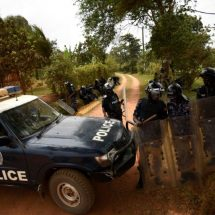 Tribal king arrested after clashes kill 55