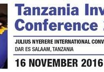 Tanzania Investment Forum 2016 will focus on Economic Growth and Investment Opportunities in Tanzania