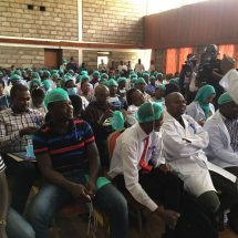 In pictures, doctors go on strike