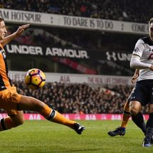 Eriksen double inspire Spurs to 3-0 win