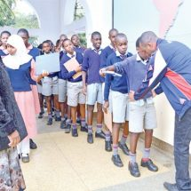KCPE exams to be released today