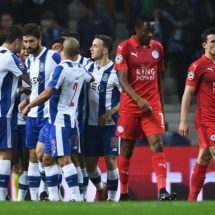 Porto inflicts painful defeat to English Premier League Champions