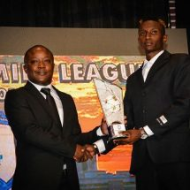 Western Stima ace named SPL valuable player for 2016
