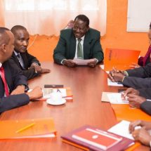ODM file suit challenging the new Campaign Finance Act