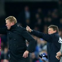Sorry Arsenal, Ronald Koeman responds sarcastically to Wenger