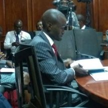 Murkomen, Sigei grilled over NYS Scam