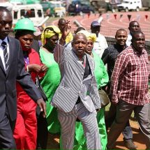 Let us not politicize the war against land grabbing, Sonko