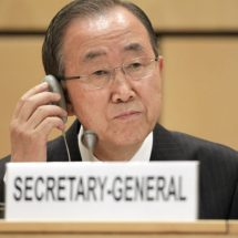 UN Secretary-General message on AIDS Day