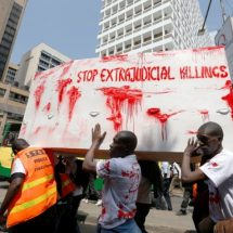 81 cases of extrajudicial killing involved police, Haki Africa report