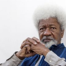 Soyinka keeps his promise, dumps US citizenship