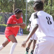 Mixed fortunes posted by Kenya handball teams at Challenge Trophy