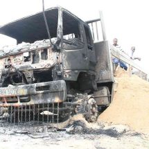 Two lorry drivers burnt in Makueni over sand harvest